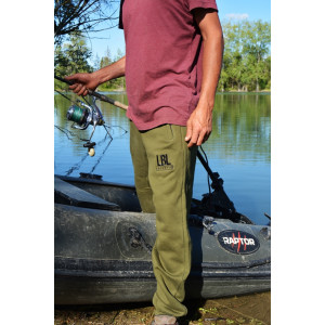 Pantalon de jogging LBL vert