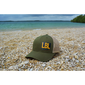 Casquette LBL Products - verte