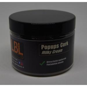 Popups Cork Milky Cream